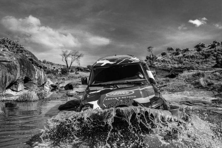 Ikona vozů Land Rover