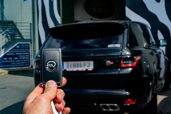 Dopřejte si luxusní design a požitek z jízdy.