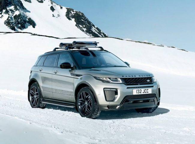 Originální sada kompletních zimních kol Land Rover