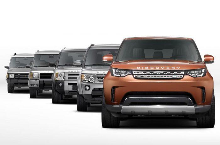 Land Rover Discovery první generace slaví 30 let